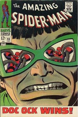 Amazing Spider-Man #55, Doctor Octopus
