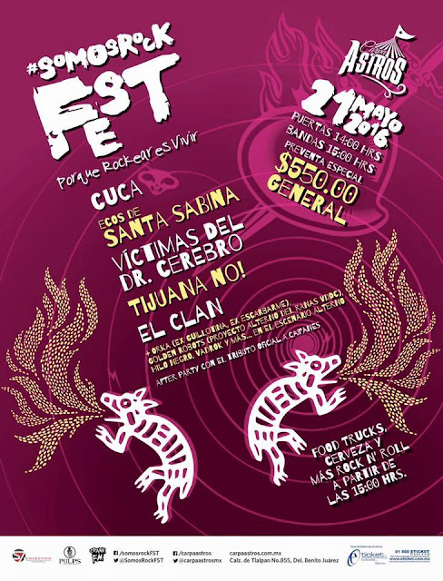 Somos Rock Fest