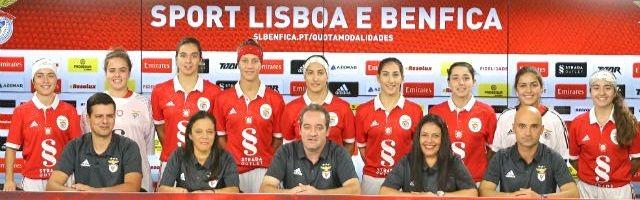 Benfica Hóquei Patins Feminino