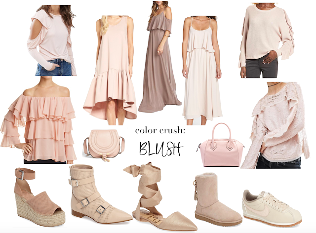 parlor girl blush color crush parlor trend picks