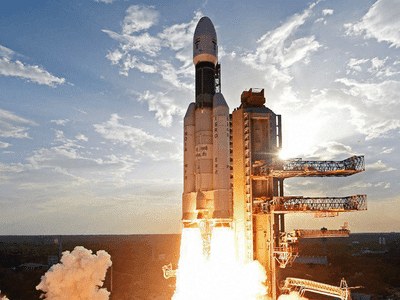 ISRO Launced Military Satellite