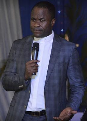 nigerian catholic priest speaking in tongues