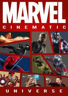 Coleção Filmes Universo Marvel 2008 a 2018 Torrent