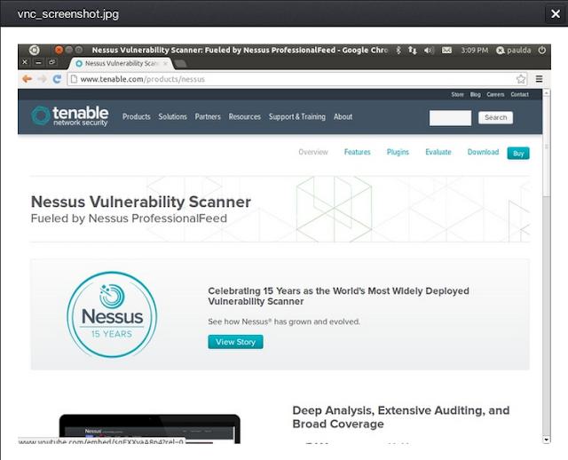 Nessus 5 2] Nessus Vulnerability Scanner