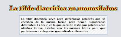 http://www.reglasdeortografia.com/acentodiacritico01.html