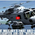 """The military's first anti-submarine helicopter AW-159 """"Wildcat""""!PANOORIN"""