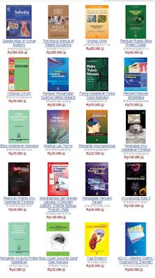 Daftar Lengkap Buku Terbitan penerbit Sagung Seto Bag. 1