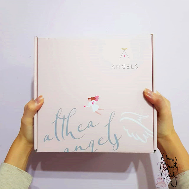 Monthly Project; #21 Spread Your Wings, Althea Angel