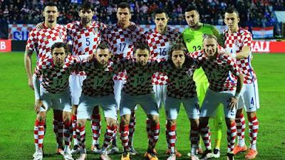 Daftar Pemain Timnas Kroasia