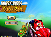 Angry Birds Super Race juego