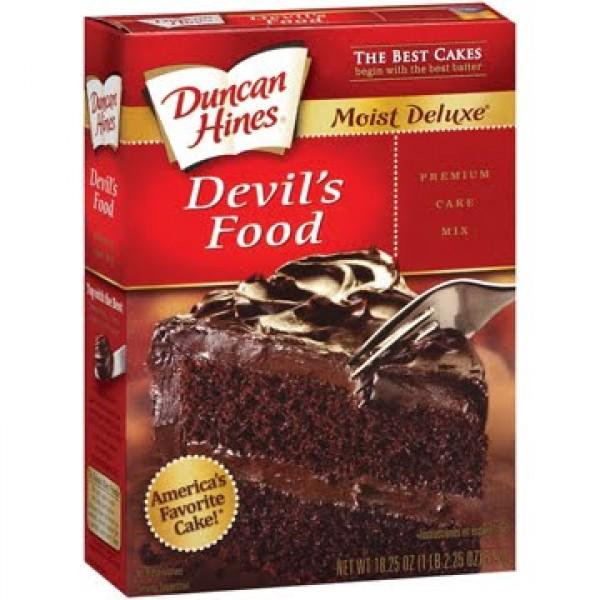 Moist Deluxe Cake Mix