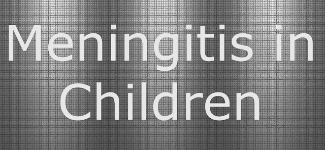 children's health meningitis
