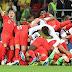 Πρόκριση στα ημιτελικά μετά από 28 χρόνια αναζητά η Αγγλία