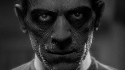 The Mummy 1932 movie still Boris Karloff