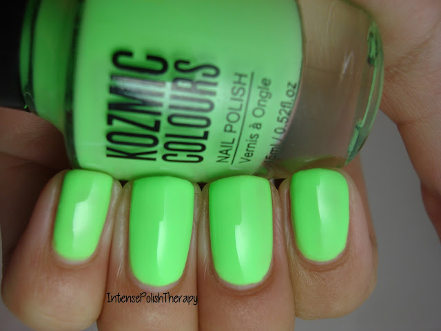 Kozmic Colours - Neon Green