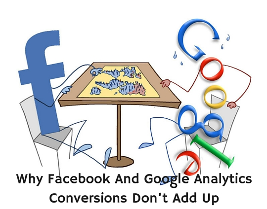 Why Facebook and Google Analytics conversions don't add up