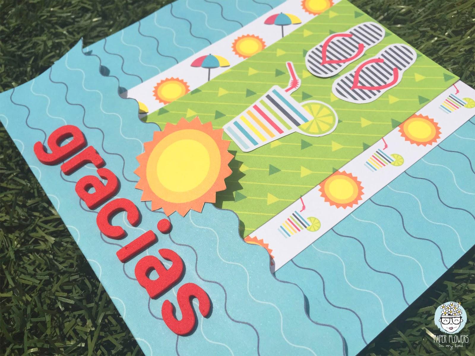 Cómo hacer una tarjeta rápida y alegre (incluye video) - Paper ...