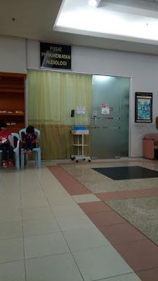 Pusat Perkhidmatan Audiologi Hospital Putrajaya