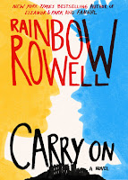 Carry on / Moriré besando a Simon Snow, Rainbow Rowell