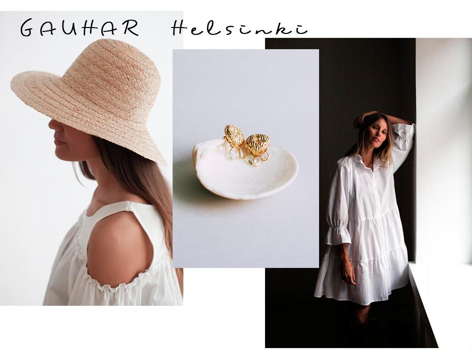Gauhar Helsinki, Finnish design, Finnish fashion, independent brand, lifestyle brand - Suomalainen design, suomimuoti, itsenäinen brändi