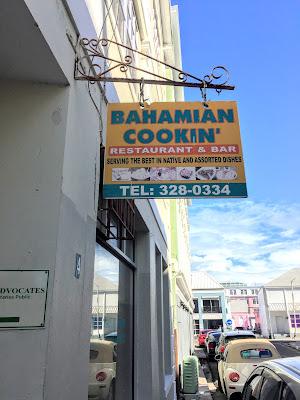Bahamian Cookin' and Tru Bahamian Food Tour - curiousadventurer.blogspot.com