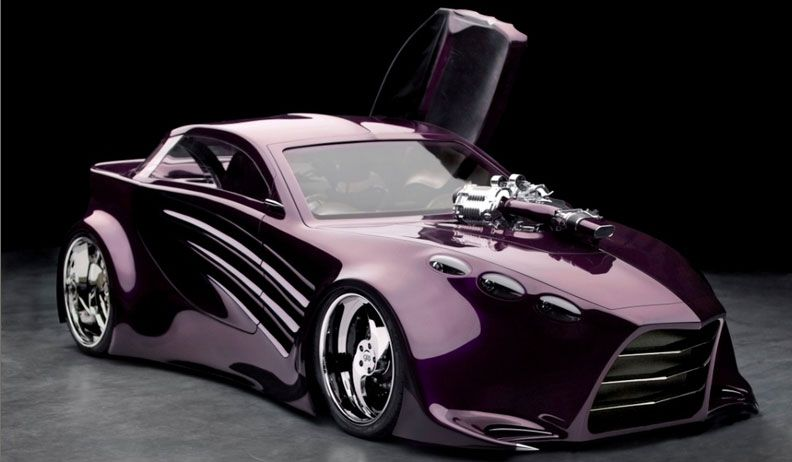 Fast Cars: Exotic Cars All Model