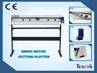 Teneh Servo Motor Cutting Plotter