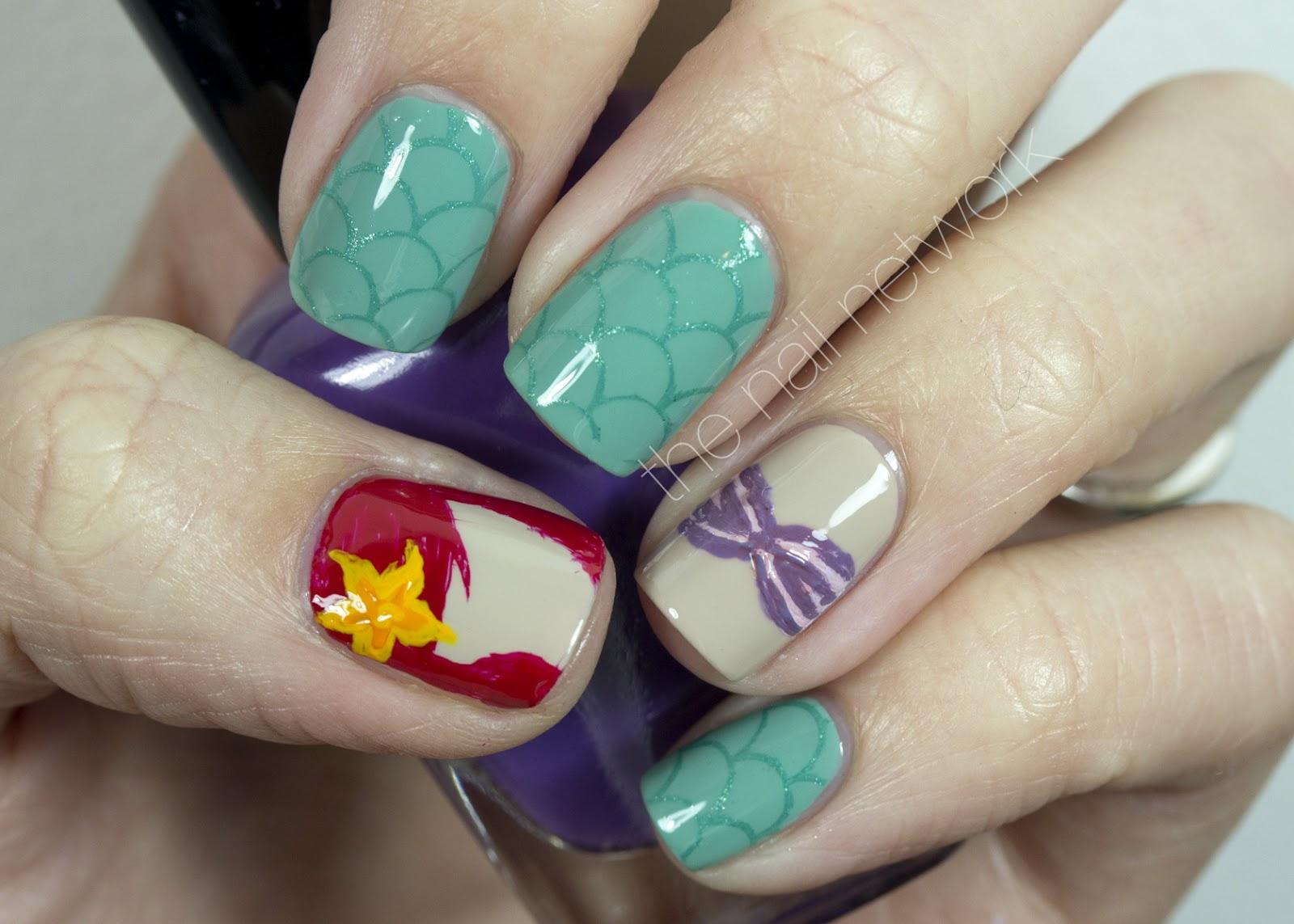 Disney Nail Designs For Short Nails – Papillon Day Spa