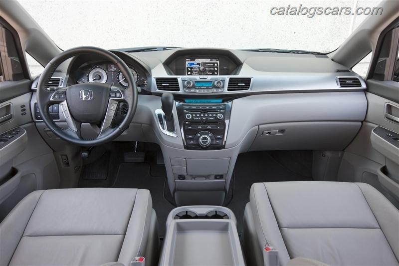 صور سيارة هوندا اوديسى 2012 - اجمل خلفيات صور عربية هوندا اوديسى 2012  Honda Odyssey Photos Honda-Odyssey-2012-16.jpg