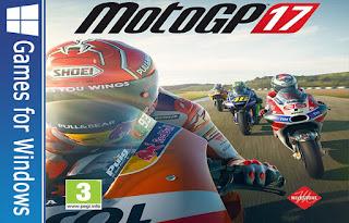 MotoGP 17 Cover www.gamerzidn.com