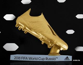 Golden Boot Award winner 2018: Harry Kane (England)