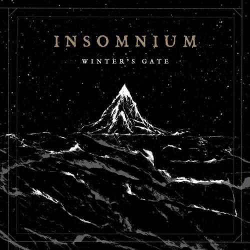 "INSOMNIUM: Αποκάλυψαν το εξώφυλλο του ""Winter's Gate"""