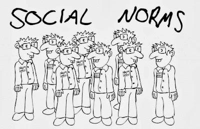 Definisi Norma Sosial, Ciri-ciri, Klasifikasi, Fungsi dan Peranan Norma Sosial