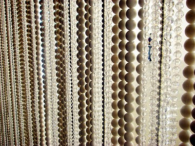 Curtains With Beading 4