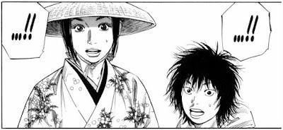 Otsu Y Jotaro Tras De Los Pasos Musashi