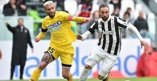 Udinese vs Sassuolo Live Streaming online Today 17.03.2018 Italy Serie A