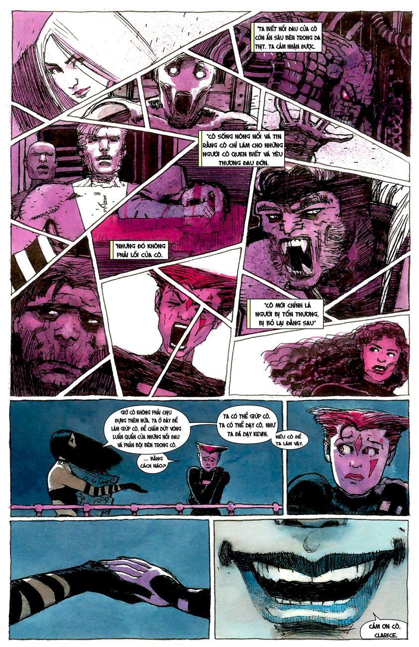 X-Men Necrosha chap 5 trang 17