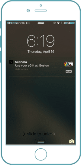 geofencing marketing guide sephora mobile app