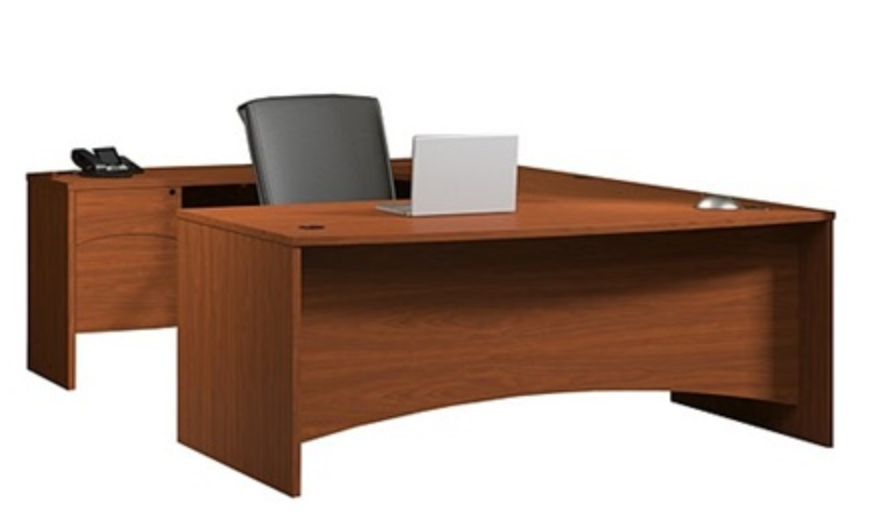 Mayline Brighton Executive Desk