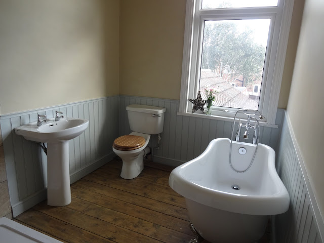 Modern Traditional Victorian Bathroom