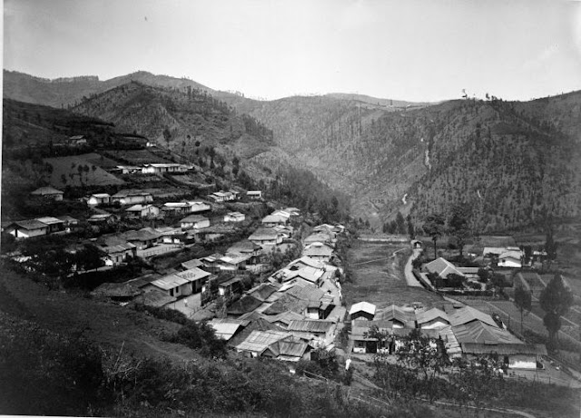 Sanatorium Tosari at Kampung Ledok