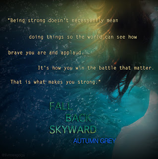 Autumn Grey - Fall Back Skyward