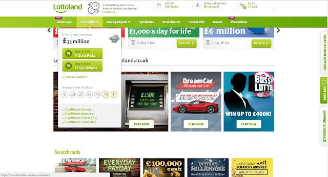 lottoland euromillions
