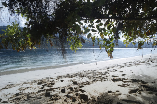 Diyonumo Island, Beautiful Natural Painting in North Gorontalo