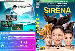 La Sirena Maxcovers