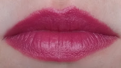 medium wine lipstick