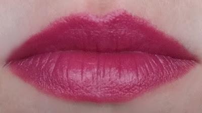 medium wine lipstick