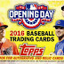 2016 Topps Opening Day Box Break Recap and Review