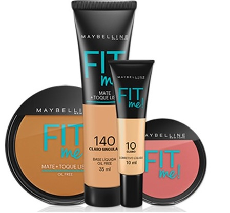 Maybelline dá fit e lança promoção para o verão