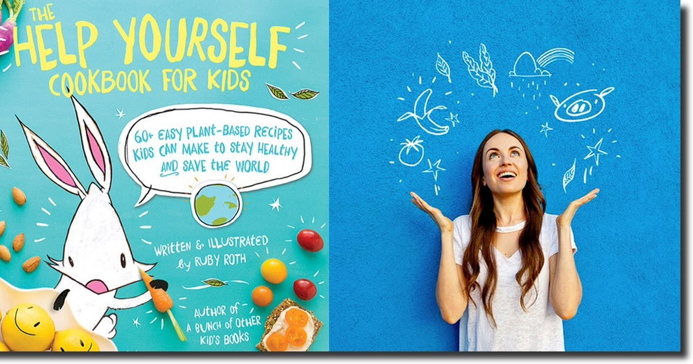 ARZone Podcasts: ARZone Podcast Episode 89 - Ruby Roth - (Not only) Vegan Cooking for Kids